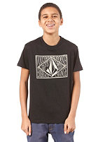 VOLCOM Hangtag S/S T-Shirt black