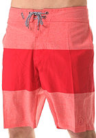 VOLCOM Heather Stripe 20 Boardshort grapefruit