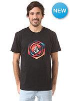 VOLCOM Hexstone Basic S/S T-Shirt black