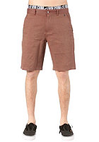 VOLCOM Hoxton Nuts ChIno Short cabernet
