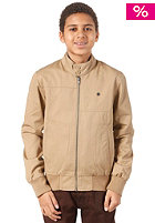 VOLCOM Hoxton Nuts Jacket dark khaki
