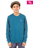 VOLCOM Icon Crew Fleece Sweat tidal blue