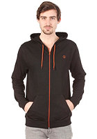 VOLCOM Icon Hooded Zip Sweat Fleece black