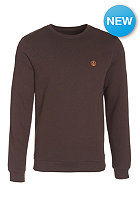 VOLCOM Icon II Crew bark brown