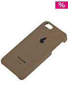VOLCOM Iphone 5 Cover Case bronze