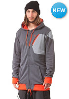 VOLCOM Isosceles Repelent Hooded Jacket charcoal