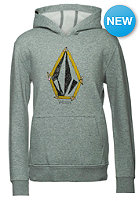VOLCOM Kids Badboon Fleece Sweat heather grey