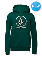 VOLCOM Kids Badboon Hooded Sweat grass green