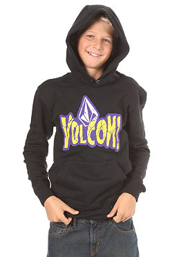 VOLCOM KIDS/ Boys Blast Classic Hooded Sweat 2012 black