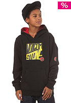 VOLCOM KIDS/ Boys Fitted Peg Basic Hoooded Sweater black