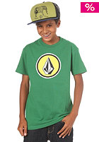 VOLCOM KIDS/ Boys Pure Fun S/S T-Shirt green
