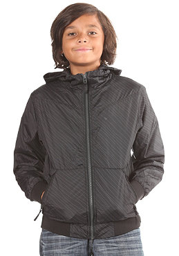 VOLCOM KIDS/ Boys Temper Windbreaker Jacket black