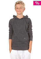 VOLCOM KIDS/ Boys Timemachine Ultraslim Basic Hoooded Sweater black