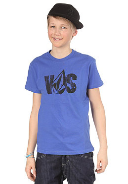 VOLCOM KIDS/ Boys VS S/S T-Shirt electric blue