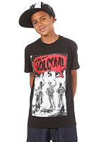VOLCOM KIDS/ Boys Youth Squad S/S T-Shirt black 