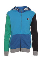 VOLCOM Kids Chargernized Hooded Zip Sweat electric blue
