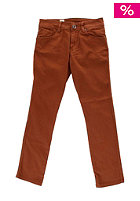 VOLCOM Kids Chili Chocker Denim Pant chestnut brown