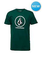 VOLCOM Kids Circle Stone Basic S/S T-Shirt grass green