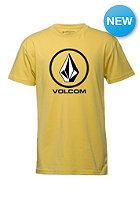 VOLCOM Kids Circle Stone Basic S/S T-Shirt straw