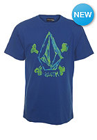VOLCOM Kids Cross Scribbled S/S T-Shirt true blue