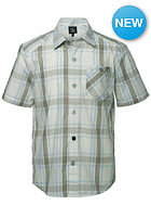 VOLCOM Kids Everett Plaid S/S T-Shirt old grey