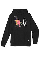 VOLCOM Kids FA Ash Hooded Sweat black