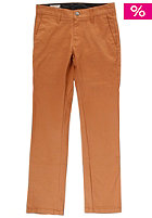 VOLCOM Kids Frickin Tight Chino Pant hazelnut