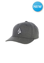 VOLCOM Kids Full Stone Flexfit Cap charcoal heather