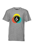 VOLCOM Kids Go And Stop S/S T-Shirt heather grey