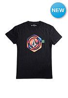 VOLCOM Kids Hexstone Basic S/S T-Shirt black