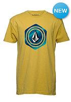 VOLCOM Kids Hexstone Basic S/S T-Shirt straw
