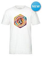 VOLCOM Kids Hexstone Basic S/S T-Shirt white