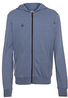 VOLCOM Kids Icon Fleece Hooded Zip Sweat stormy blue
