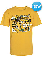 VOLCOM Kids Melting Compote golden mustard
