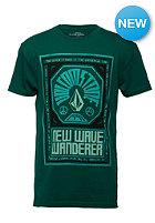 VOLCOM Kids New Wave Basic S/S T-Shirt grass green
