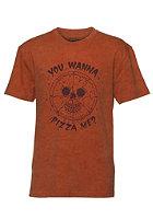 VOLCOM Kids Pizza Me S/S T-Shirt fire