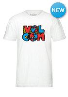 VOLCOM Kids Reflect Basic S/S T-Shirt white