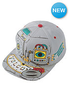 VOLCOM Kids Savage Snapback Cap cement grey