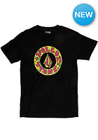 VOLCOM Kids Slime S/S T-Shirt black