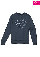 VOLCOM Kids Smile Crew FLeece indigo