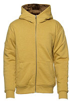 VOLCOM Kids Standard Lined Hooded Zip Sweat spice gold