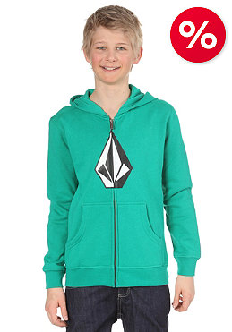 VOLCOM Kids The Stone Hooded Sweat emerald green
