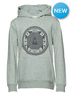VOLCOM Kids Up Hooded Sweat heather grey