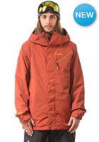 VOLCOM L Gore-Tex Snow Jacket rust