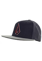 VOLCOM Layer Flexfit Cap brushed nickel