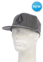 VOLCOM Layer Flexfit Cap dark grey