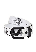 VOLCOM Le Strange Pu Belt white/black