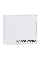 VOLCOM Le Strange Pu Wallet Small white/black