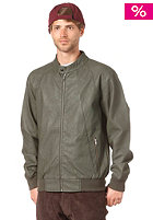 VOLCOM Leatherman Too Jacket dark olive