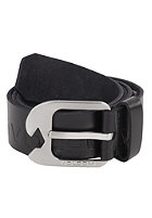 VOLCOM Leverage Leather Belt black